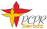 Logo Powiatowego Centrum pomocy Rodzinie w Sieradzu